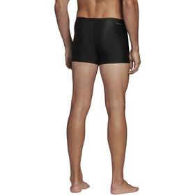 adidas Fit Semi3S Boxer Homme, black/shock cyan